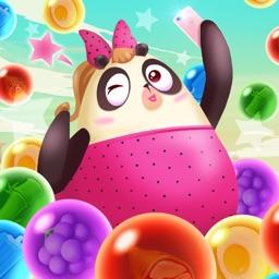 Panda Bubble : Love Story