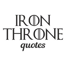 Iron Throne - Quotes Sticker Pack