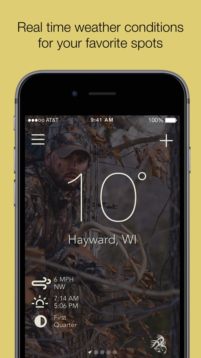 Quiver Hunting App Screenshot