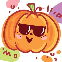 Halloween Party stickers!