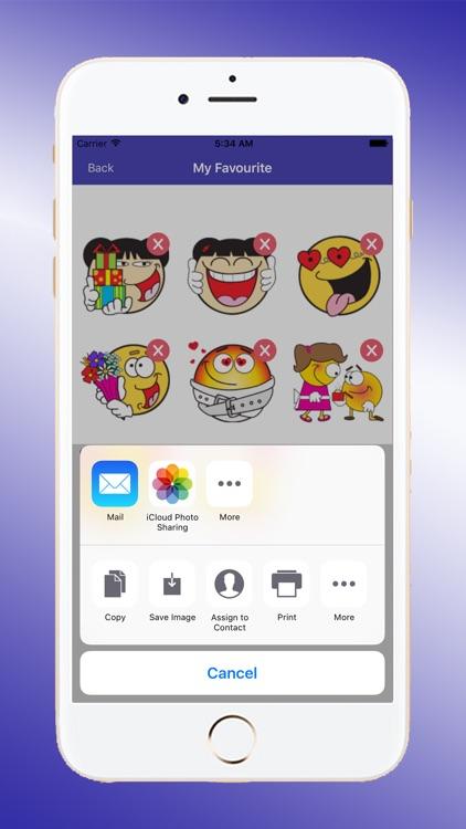 Fast Talk Stickers screenshot-4