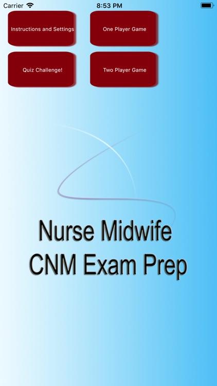 Exam Prep - Nurse Midwife CNM