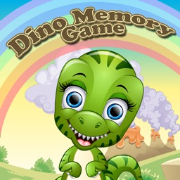 Memory Match - Dinosaur Games