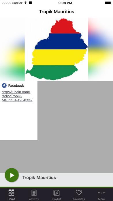 Tropik Mauritius screenshot one