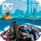VR militares Navio de guerra Guerra icon