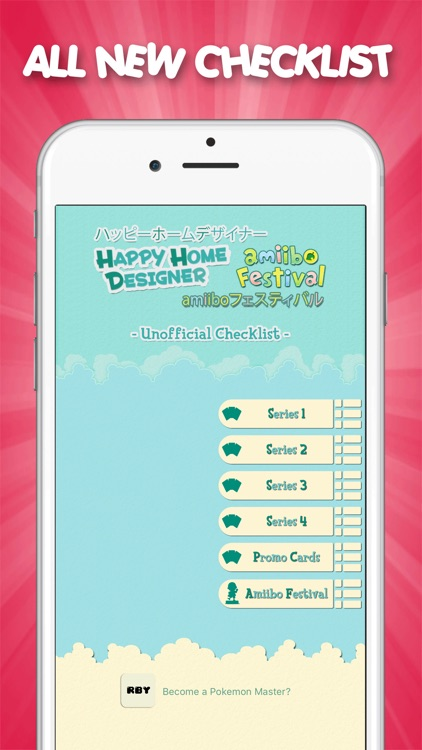 HHD Checklist - Unofficial Animal Crossing Guide by Sam Hardy