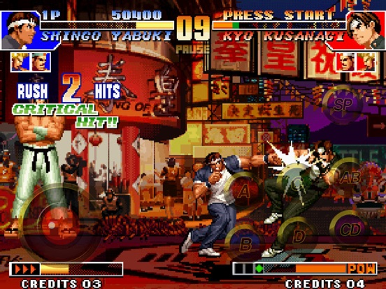 the king of fighters 97 apk full