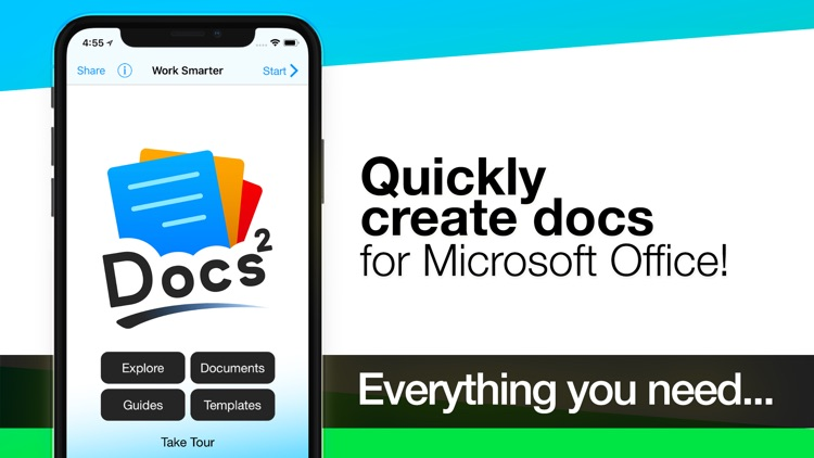 Docs² | for Microsoft Office screenshot-0