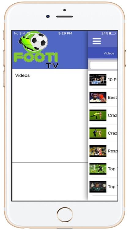 Footy Vid screenshot-3