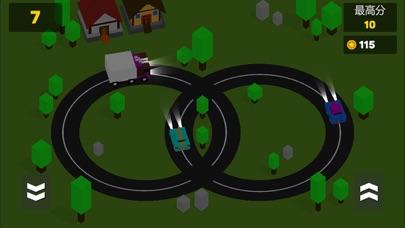 Loop Crash - Voxel AR Game screenshot one