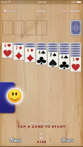 Card ▻ Games screenshot for iPhone
