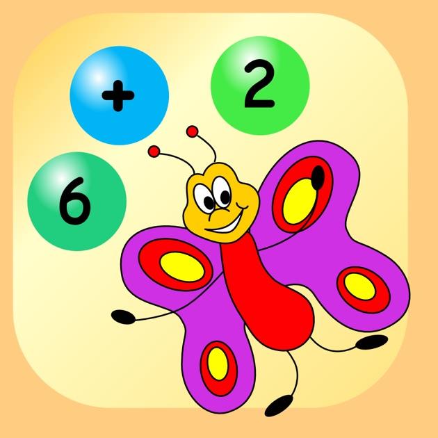 Lernspaß für Kinder - Mathe im App Store