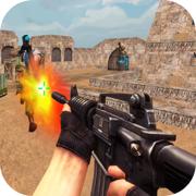 枪战游戏CS-射击反恐精英