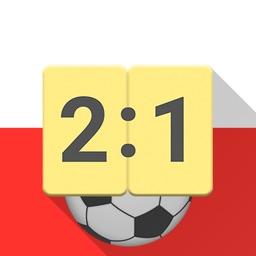 Wyniki na żywo dla Ekstraklasa 2017 / 2018