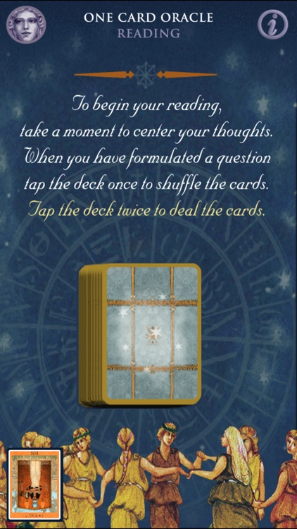 Goddess Tarot - Lite version screenshot-2