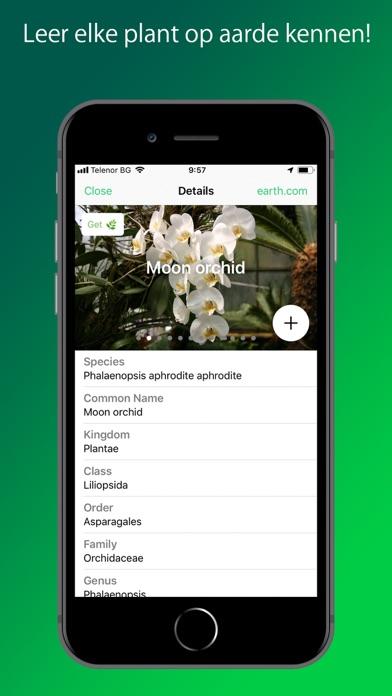 plantsnap pro plante scanner app voor iphone ipad en. Black Bedroom Furniture Sets. Home Design Ideas