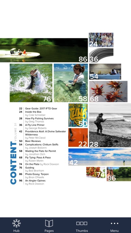 Tail Fly Fishing Magazine screenshot-2