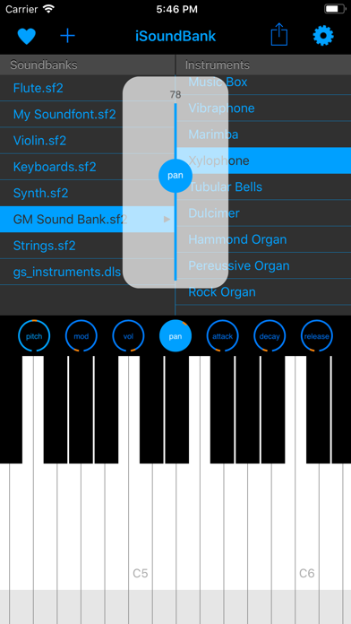Strings Soundfont