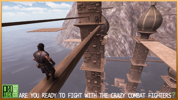 Ninja Assassin Crazy Climber X screenshot-5