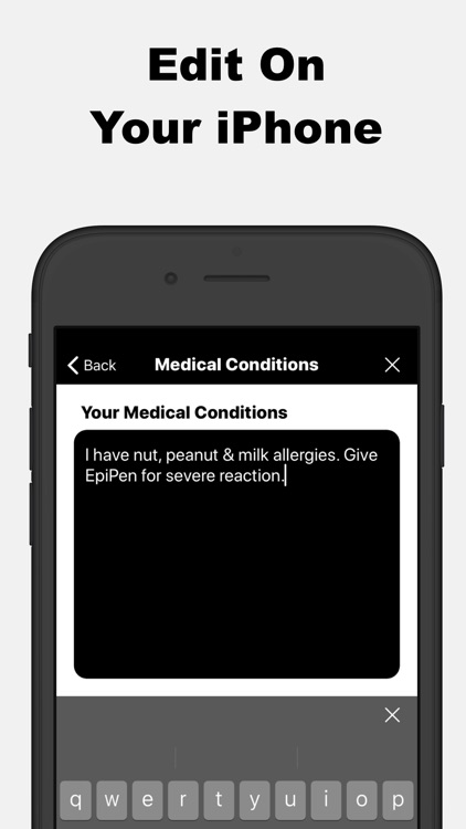 MediWear: Watch Medical ID screenshot-4