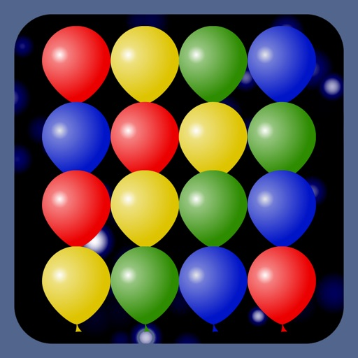 Tap n Pop Classic: Balloon Group Remove