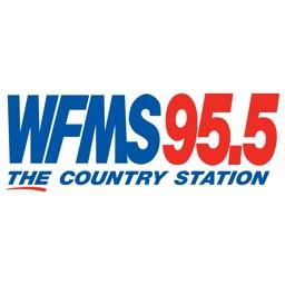 95.5 WFMS Radio App