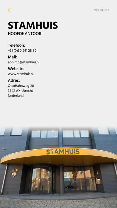 Stamhuis Experience screenshot three
