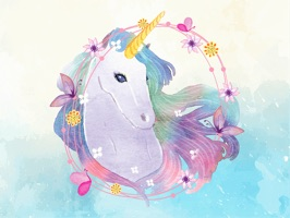Unicorn Collection Pack + Beautiful Item & Quotes