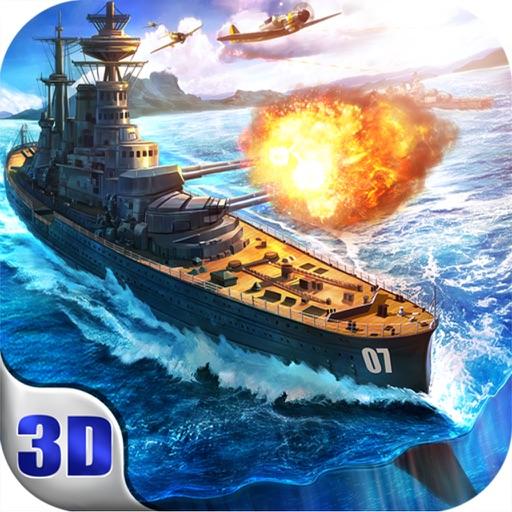 雷霆舰队-战舰对抗海战策略手游