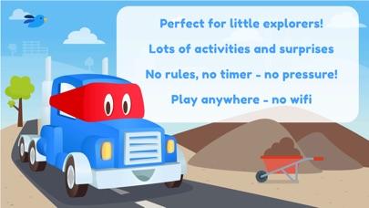 Screenshot #10 for Carl the Super Truck Roadworks