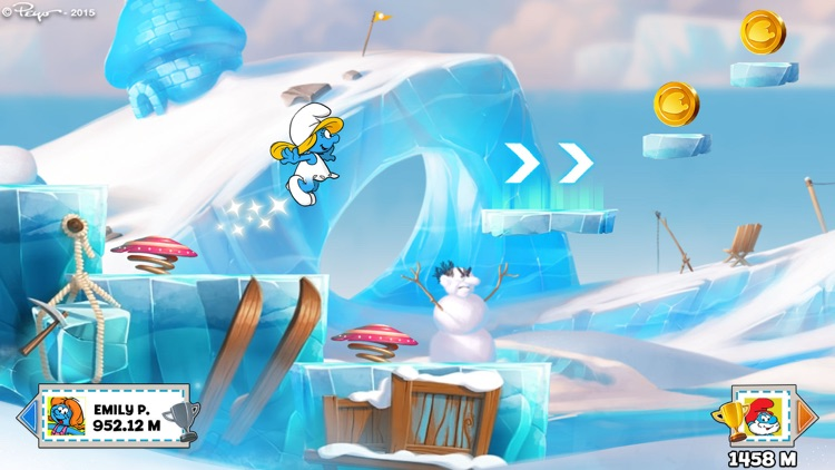 Smurfs Epic Run screenshot-4