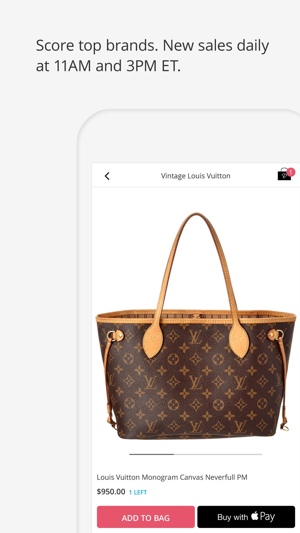 Rue La La: Luxe Fashion Brands Screenshot