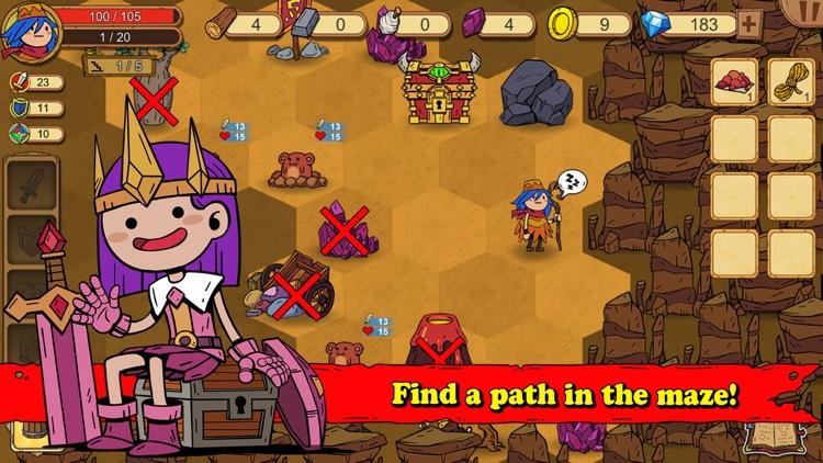 Unlikely Heroes screenshot-4