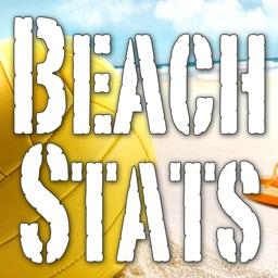 Beach Stats