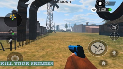 IGI Army Surprise Commando 3D screenshot 2