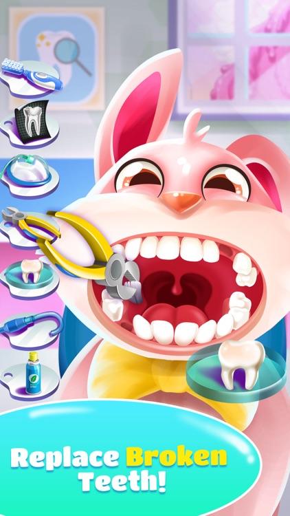 Pet Dentist Doctor Game! by App Whisperer LLC