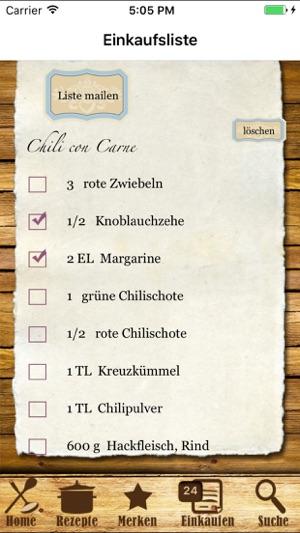 Suppenküche Suppen & Eintöpfe on the App Store