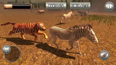 Tiger Simulator 2k18 Скриншоты3