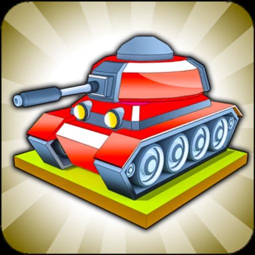 Tank Merger - Idle Hero