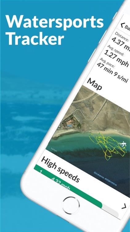 Watersports Tracker Whitewater screenshot-0