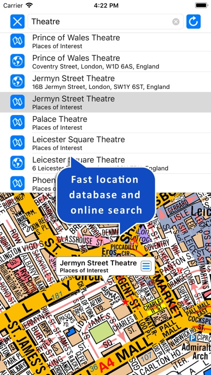 Greater London A-Z Street Map screenshot-4