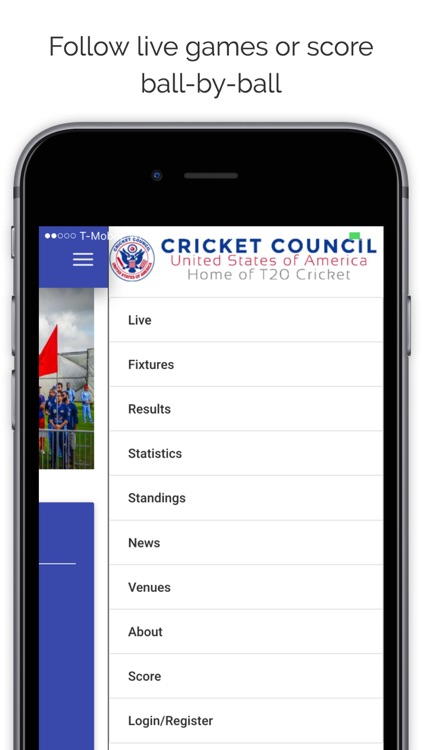 Cricket Council USA