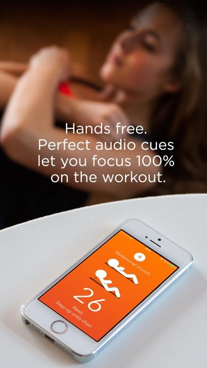 7 Minute Workout App screenshot-0