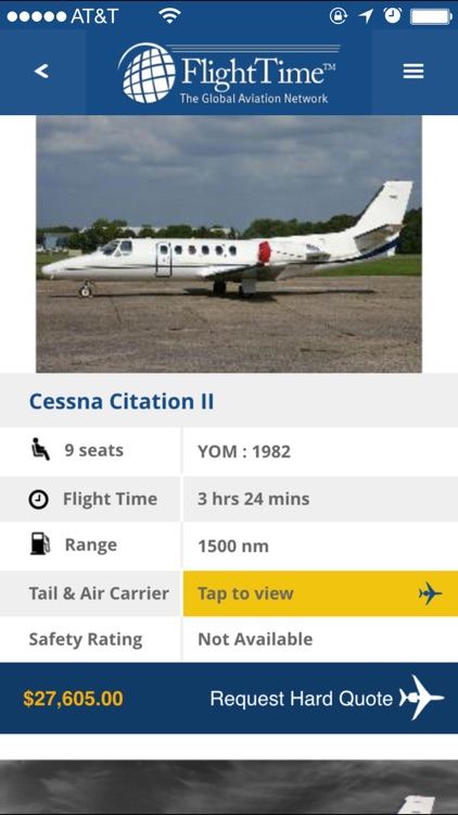 FlightTime Smarter Private Jet screenshot-3