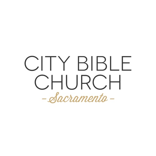 City Bible Sacramento icon