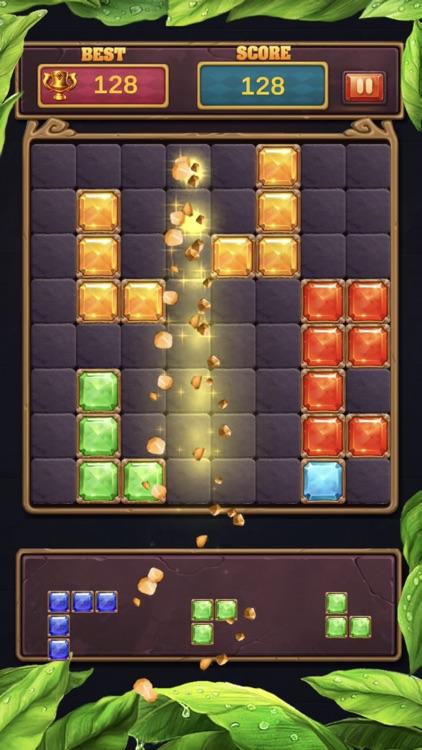 Block Puzzle Jewels Big Time screenshot-3