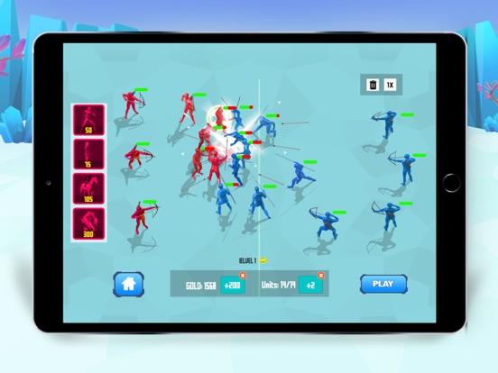 Total Battlegrounds Simulatorのおすすめ画像3