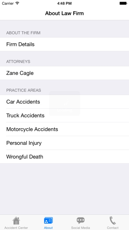 Injury Attorney screenshot-4