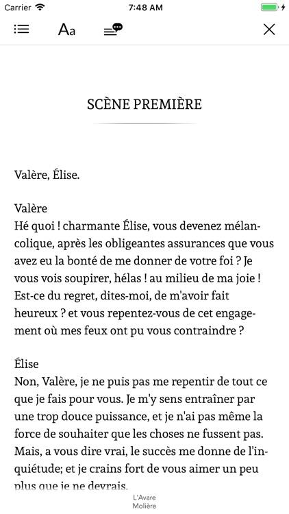Molière screenshot-4