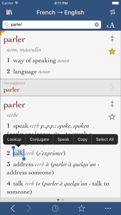 Ultralingua French-English